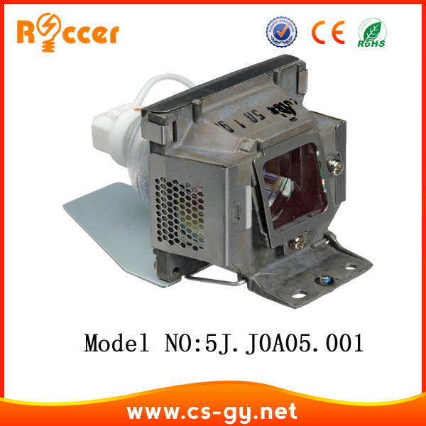 ROCCER Compatible Projector Lamp Bulb 5J.J0A05.001 fit for BENQ MP525 MP525ST MP515 515ST
