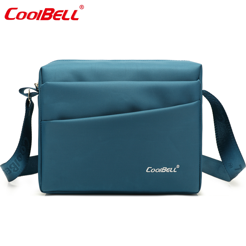 73eaf2c118 CoolBell 8.9 inch Tablet Laptop Bag for iPad Mini Waterproof Men Women  Crossbody Bag Shoulder Messenger Bag-in Laptop Bags   Cases from Computer    Office on ...