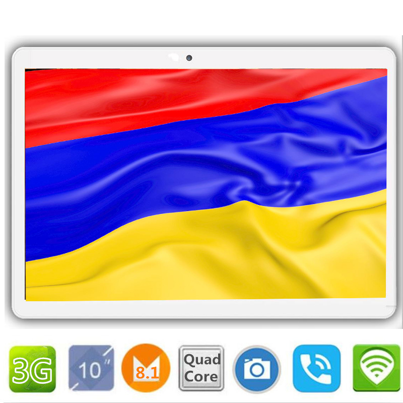2019 Children's Gift Tablet Pcs 10.1 Inch 3G Phone Tablet PC 4 Quad Core RAM 4GB ROM 32GB 16GB Tablets Computer 10 Tablet FM GPS