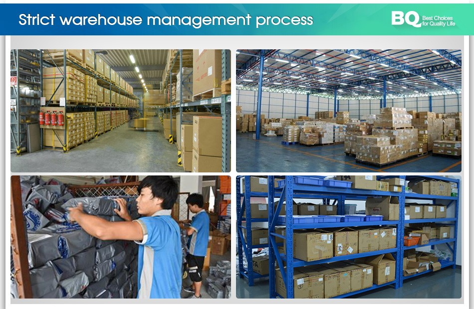 Strict-warehouse-management-process