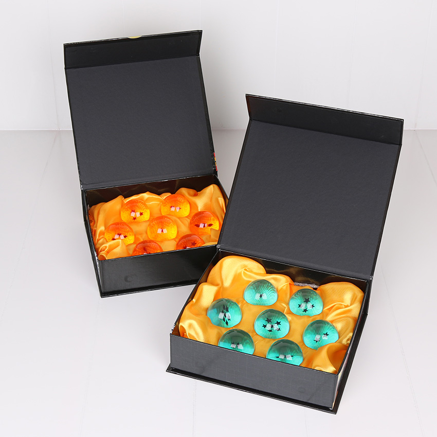 Dragon Ball Z Shenron Dragon 15cm plus 7pcs Balls 3.5cm Set 6