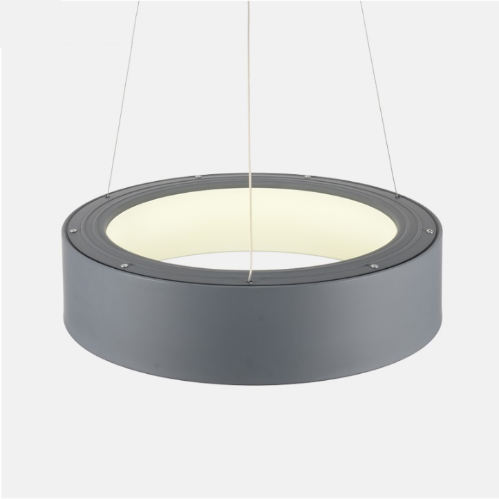 Pendant Lights in Ring Shade 450mm Diameter