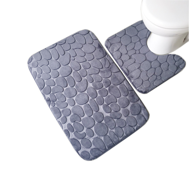 Toilet Floor Mats Absorbent Bath Mat