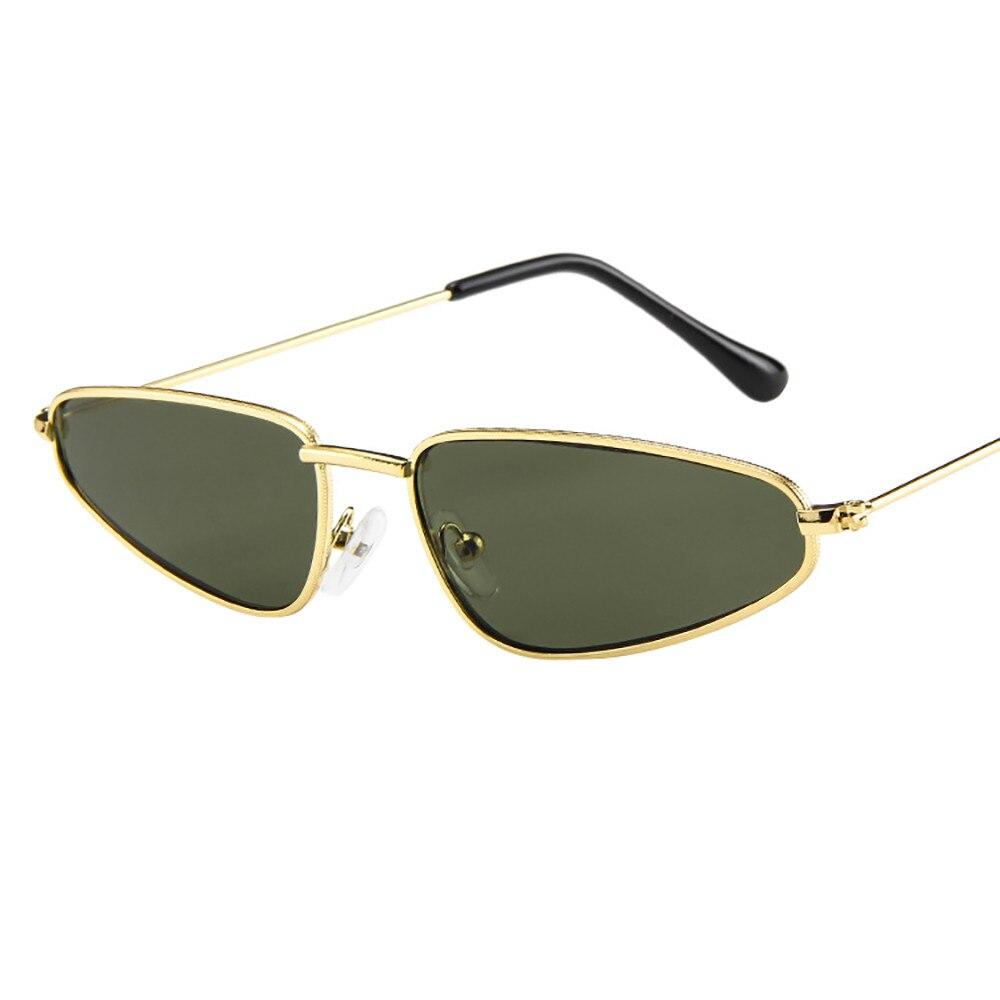 Women Glasses Small Frame Sunglasses Vintage Retro Cat Eye Sun Glasses Sunglasses for women gafas oculos des lunettes #15