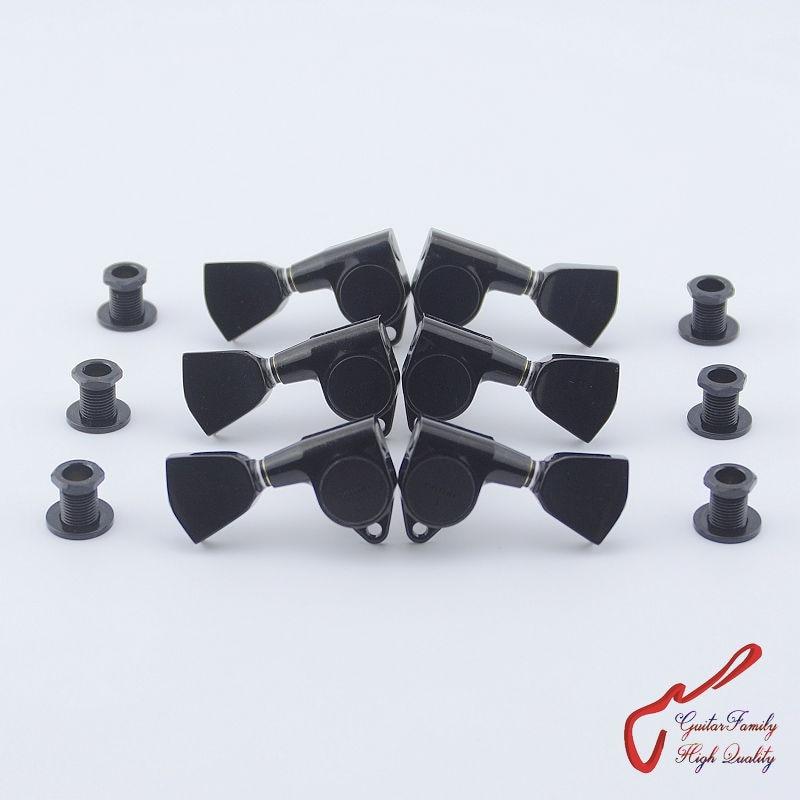 Original Genuine L3+R3  GOTOH SG301-04  Guitar Machine Heads Tuners  ( Black ) MADE IN JAPAN футболка element made to endure ss r black