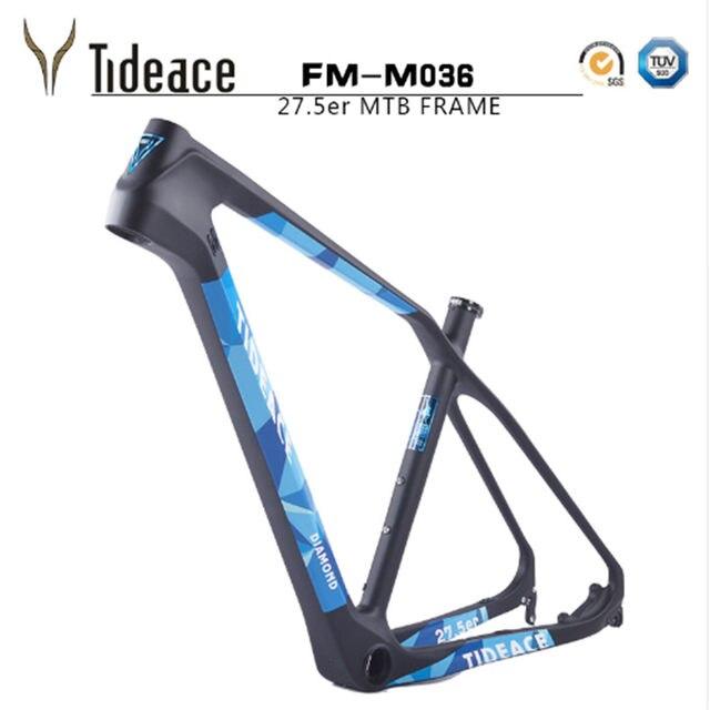 Online Shop 2017 Tideace Carbon 27.5er T800 Full Carbon Mountain ...