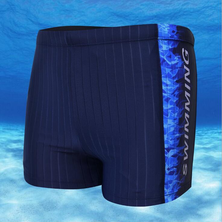 Banffy marke flache winkel swimmer männer schwimmen hosen flache winkel heißer frühling schwimmen hosen männer der badeanzug mit großen yards
