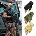 Blackhawk inferno tempestade tactical gloves EUA forças especiais escorregar montanhismo aptidão fora lutando meio-dedo luvas De Couro