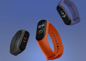 Image 5 - In Stock Original Xiaomi Mi Band 4 Smart Miband 4 Color Screen Bracelet Heart Rate Fitness Tracker Bluetooth5.0 Waterproof Band4