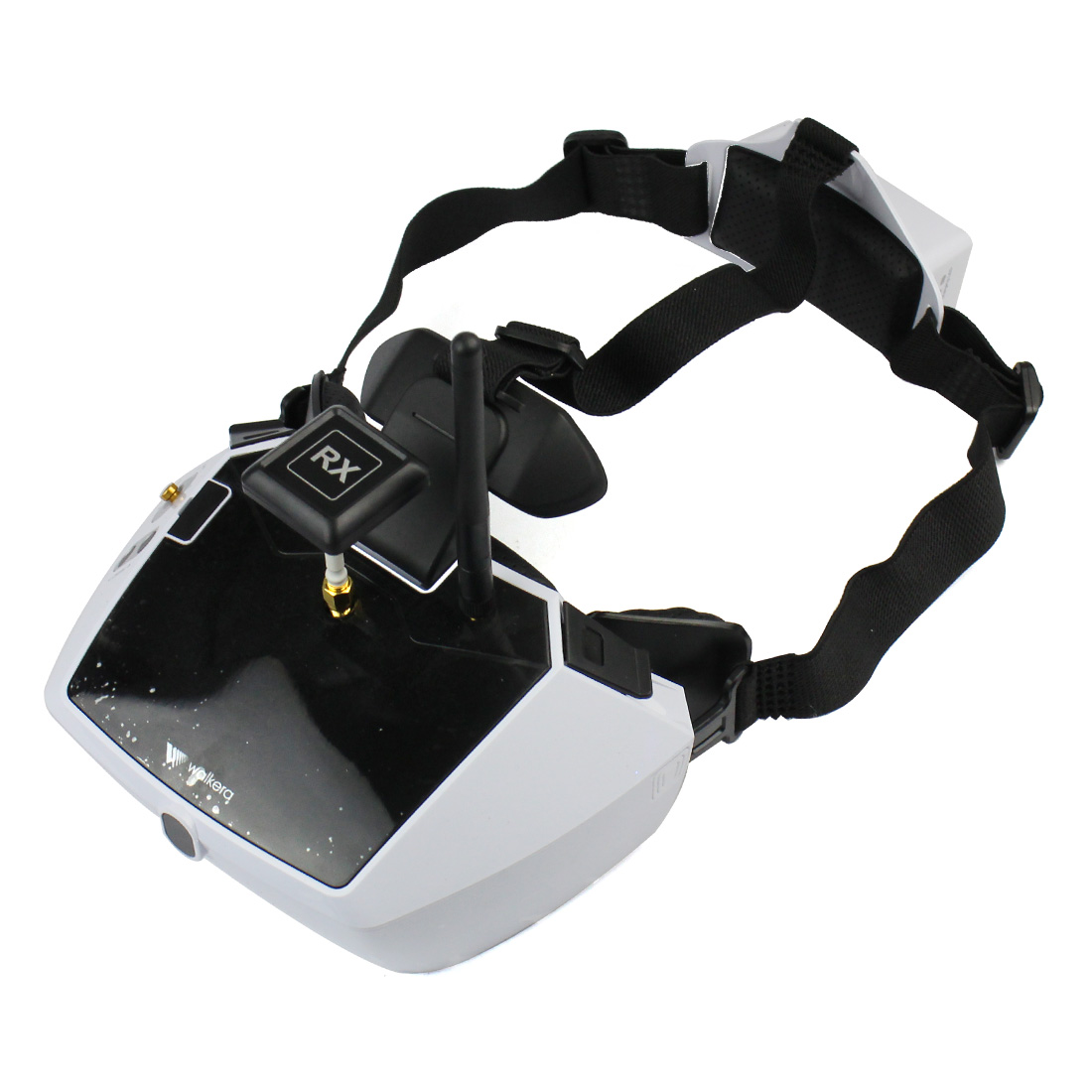Original Walkera 5.8G 40channels Goggle4 Goggle 4 FPV Video image transmission glasses FPV spectacles with antenna  F18065