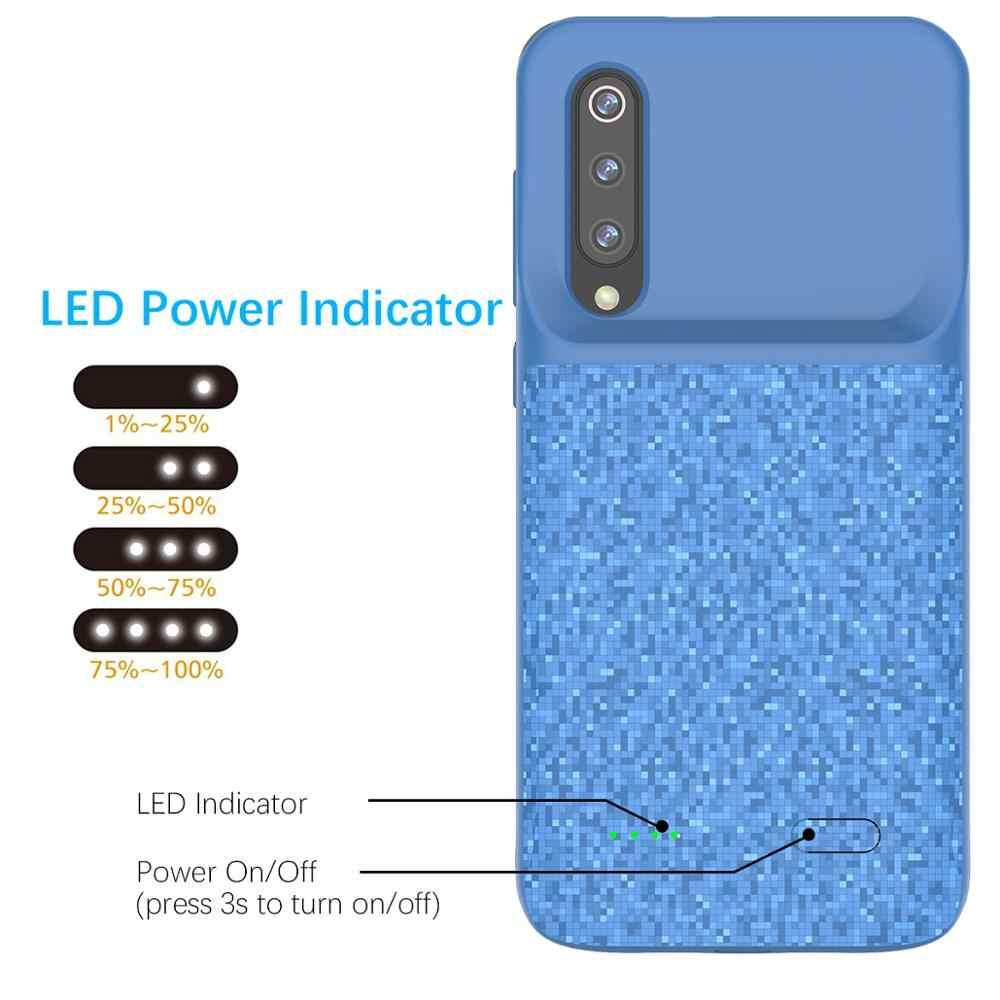 NENG 4700mAh כוח בנק סוללה מטען מקרה עבור Xiaomi Mix2 2s מקרה חיצוני גיבוי טעינת כיסוי עבור Xiaomi a2 סוללה מקרה