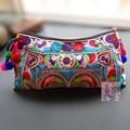 Promoción Top bolsas bordadas pequeño bolso precioso bordado de un hombro mujeres del cruz cuerpo del bolso bolsos de moda