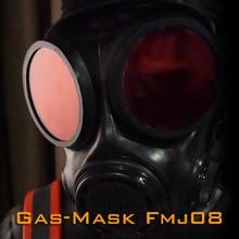 nosić (FMJ08-1) maska gazowa