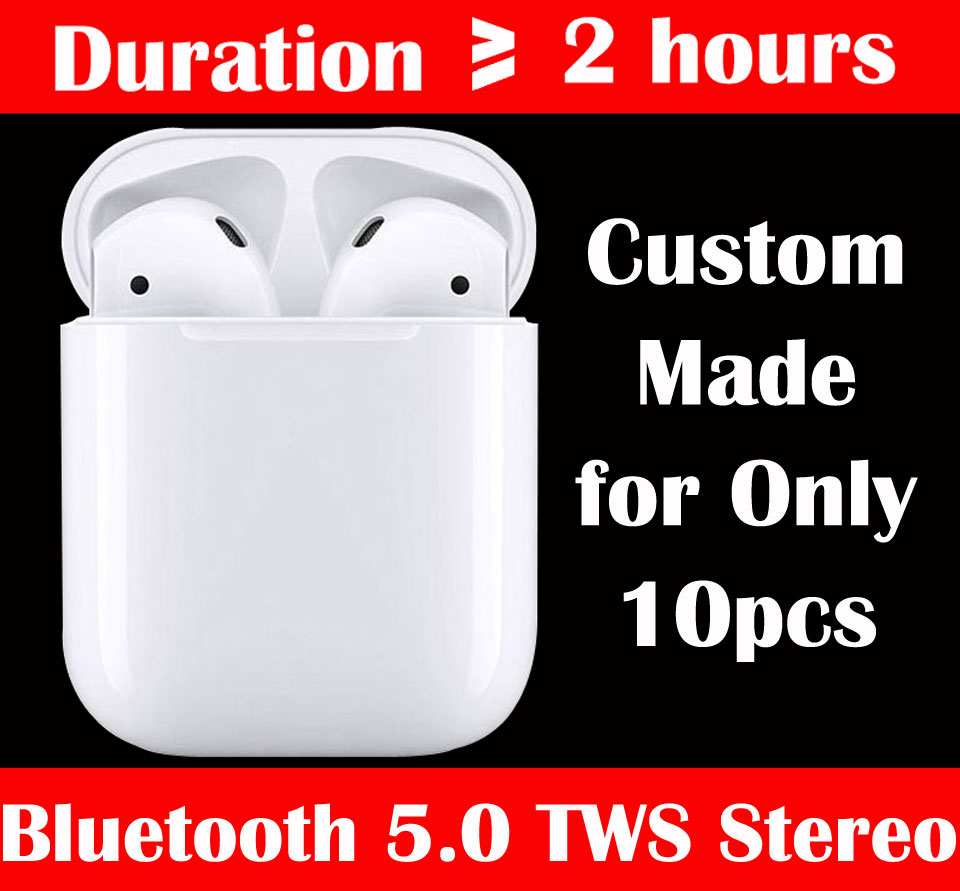 10pcs Custom Made i9 i12,Mini Wireless Bluetooth5.0 Stereo TWS Earphone Headset Earbuds,Real Time Battery Status, Shipping Free10pcs Custom Made i9 i12,Mini Wireless Bluetooth5.0 Stereo TWS Earphone Headset Earbuds,Real Time Battery Status, Shipping Free