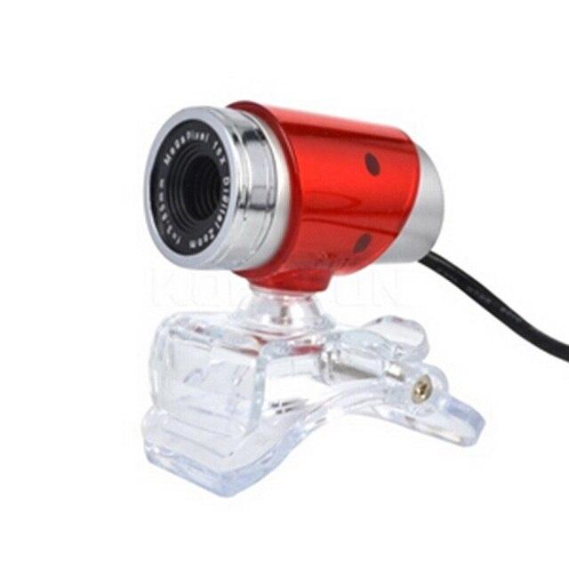 สีฟ้าสี USB 2.0 30 Mega Pixel กล้อง 30 M HD กล้องเว็บแคมสำหรับ PC skype แล็ปท็อปโน้ตบุ๊ค