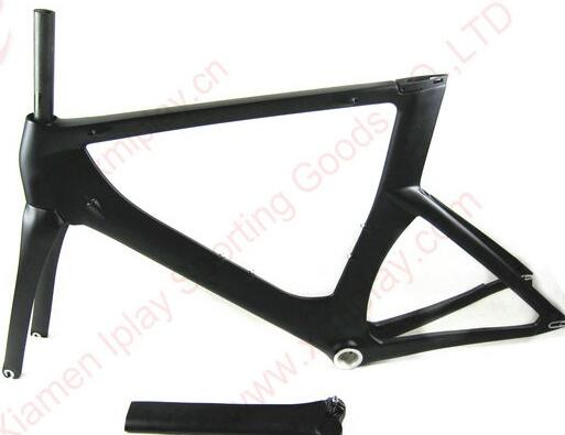 free shipping Carbon  TT frame, road bicycle frame, bicycle road frame, TT frame of bicycle Cycling Track TT frame