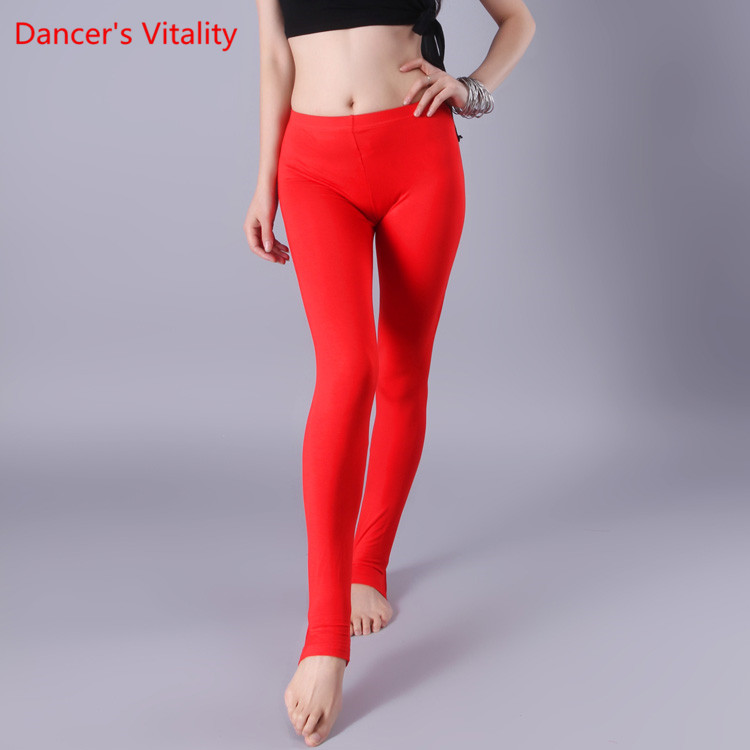New Belly Dance Socks Latin Dance Leggings,Dance Accessories 10 Colors M,L,XL Free Shipping