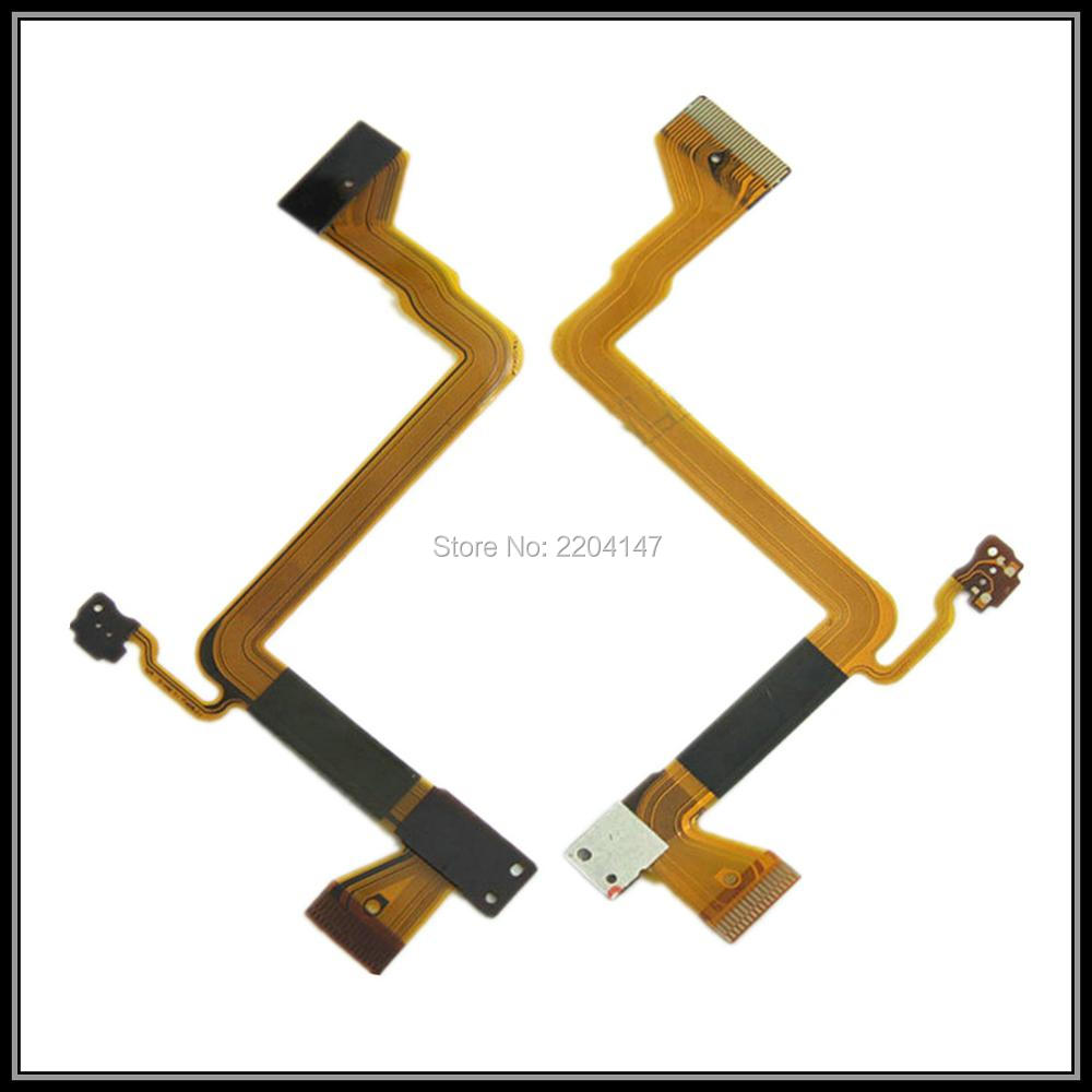 20PCS/ FREE SHIPPING! NEW LCD Flex Cable For <font><b>Panasonic</b></font> <font><b>SDR</b></font>-S26 <font><b>SDR</b></font>-<font><b>H80</b></font> <font><b>SDR</b></font>-H90 S26 <font><b>H80</b></font> H90 Video Camera Repair Part image