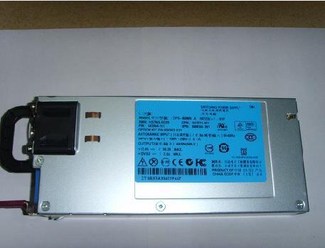 GEN8 460W Platinum Power Supply 656362-B21 643931-001 660184-001
