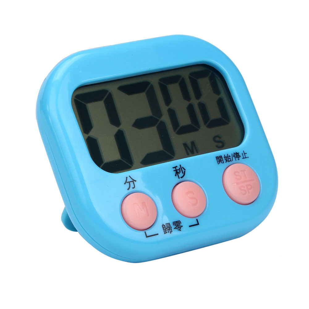 new Magnetic Large LCD Digital Kitchen Timer with loud Alarm Count ...