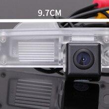 CCD Автомобильная камера заднего вида для Opel Antara 2011-2013 реверсивная резервная камера заднего вида парковочный комплект камера заднего вида Водонепроницаемая