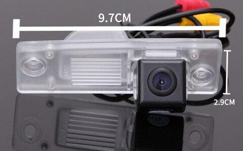 ccd camera traseira do carro para opel antara 2011 2013 invertendo backup vista traseira estacionamento