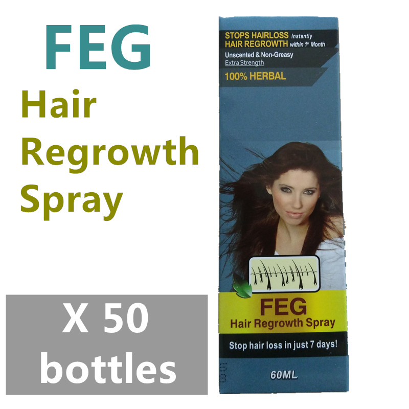 Wholesale price - FEG 60ml hair regrowths
