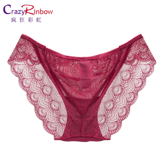 Women's Low Waist Cotton Briefs Underwear