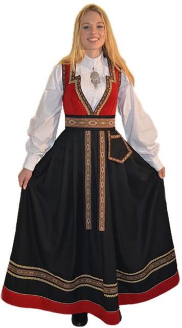 norsk bunad norwegian traditional national costume custom made