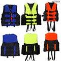 Chaleco salvavidas para adultos, chaleco, chalecos salvavidas, chaquetas con silbato para deportes acuáticos, chaqueta para hombre