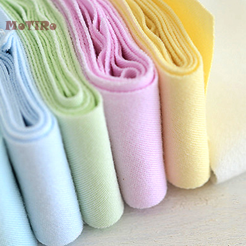 Motiro,4cm,Elastic Solid Color Cotton Fabric,1Meter,Wrap Strip Edge Material For DIY/Cotton Binding,Baby Jumpers,Bodysuit,Sheets