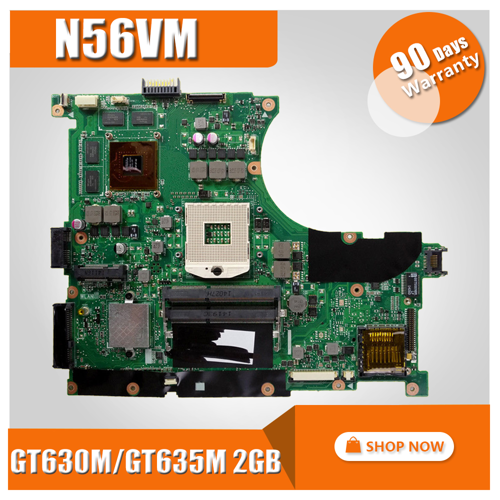N56VM Motherboard GT630 2g For ASUS N56V N56VM N56VV N56VJ N56VB N56VZ Laptop motherboard N56VM Mainboard N56VM Motherboard sheli n56vm motherboard for asus n56v n56vm n56vz n56vj laptop motherboard gt650m original tested mainboard n56vz