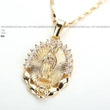 Christian Jewelry Jesus Pendant Necklace