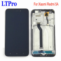 LTPro With Frame For Xiaomi Redmi 5A LCD Display Touch Screen 5 0inch Digitizer Assembly Replacement