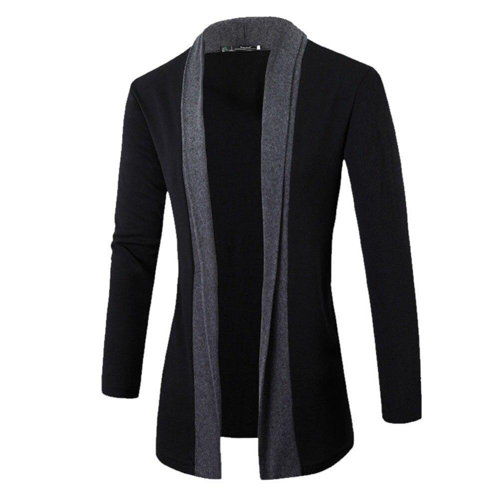 Mens jacket cotton - Drape Jacket Men