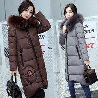 KUYOMENS Winter Jacket Women Winter Autumn Wear Parkas Winter Jackets Outwear Women Long Coat Coatscasacos De