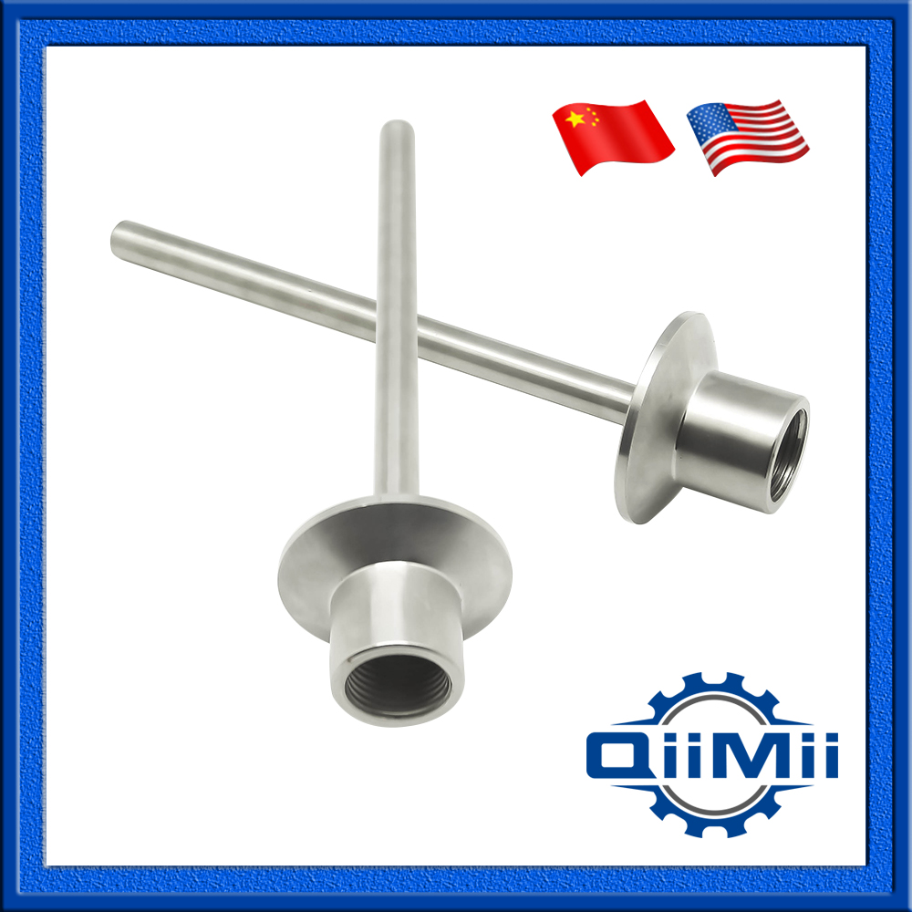 Thermowell quot tc length stem with npt female
