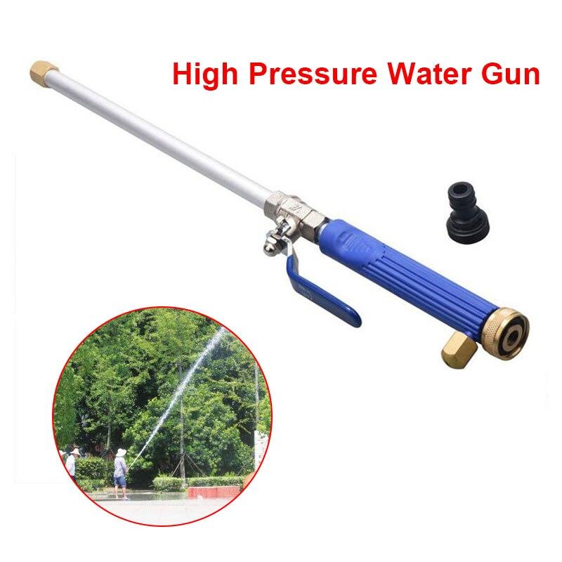 Мощность ful открытый 49 см высокое давление распылитель водяной пистолет черный