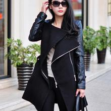 Time-limited New Casual Full Coats Abrigos Mujer Europe And