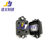 New Design!!!Black ECO-Solvent Double Head Captop For Aiifar Series Printer Capping Station/Cap Head Assembly D-Type