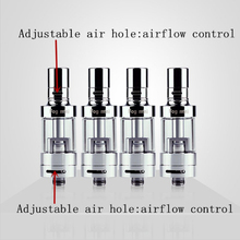 100% Original ECT 2.5ml airflow control Fog mini Electronic cigarette Atomizer Tank