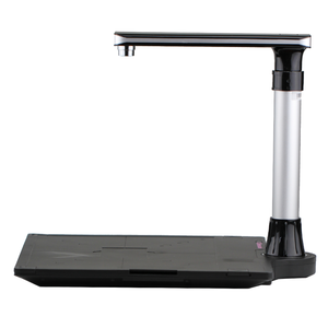 Image 1 - Scanner W1100 Pro Book Document Camera, 10 Mega pixel, Camera 1000dpi HD, Capture Size A3, A4, A5, for Windows, English Software