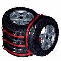 big size 4Pcs/set Spare Tyre Cover Garage Tire Case Auto Vehicle Automobile Tire Accessories Protector Tire Storage Bag for SUV