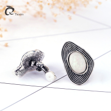 Clip earrings jewelry in clip Jewelry for woman High quality tear shell Earrings alloy For women Wholesale Free Shipping