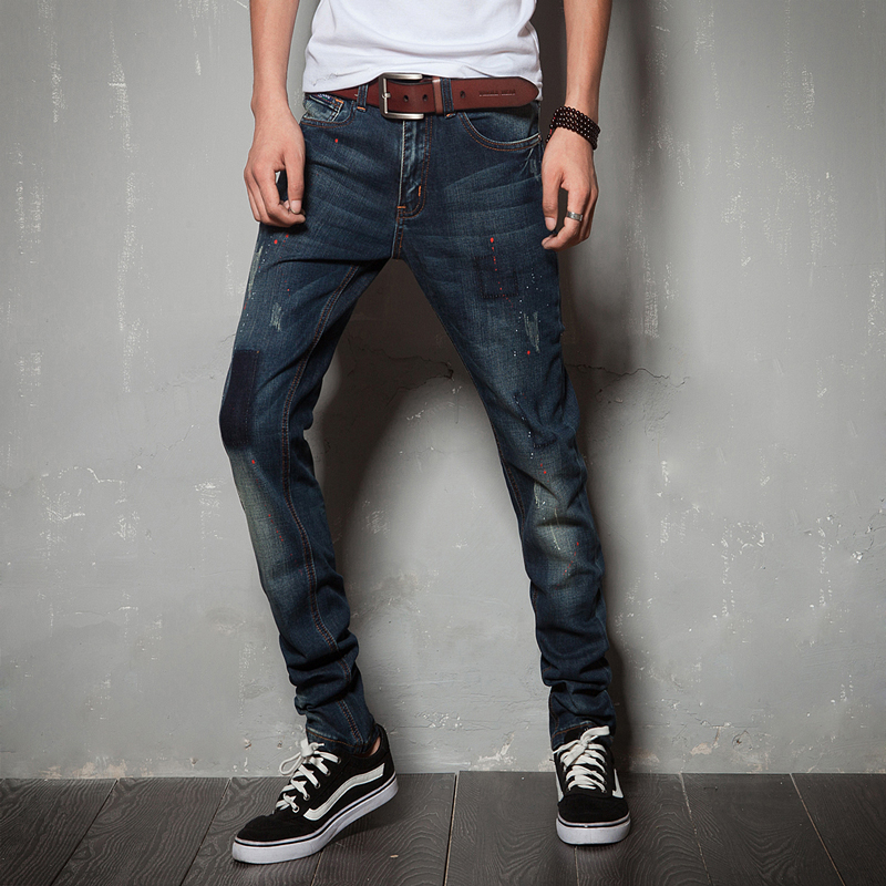 Jeans With Holes Mens Ye Jean