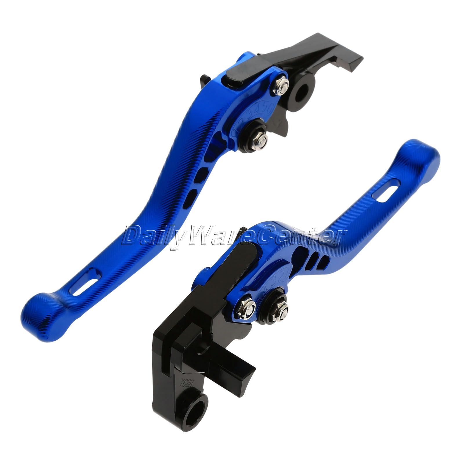 2016 New 3D Short CNC Adjustable Brake Clutch Levers for Yamaha YZF R1/R1M 2015 Motorcycle Motorbike Brake Modification Parts наборы для праздника peppa pig набор посуды 25 предметов пеппа принцесса