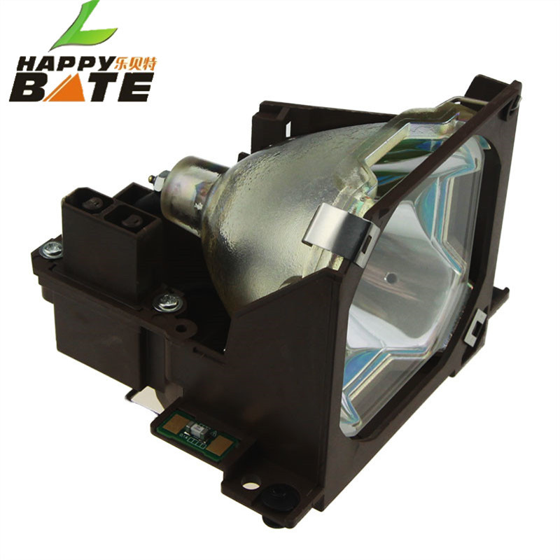 HAPPYBATE Wholesale projector lamp V13H010L08/ELPLP08 for EMP-8000; EMP-9000 with housing 180 days warranty
