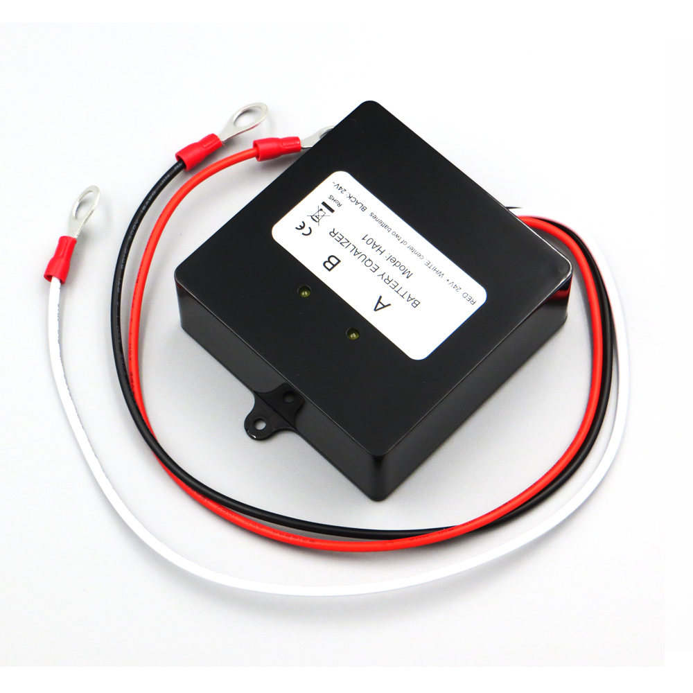 Battery Equalizer 2 X 12v Used For Lead Acid Battery