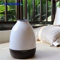 TSUNDERE L Humidifier Essential Oil Diffuser Can Put Essential Oil Wood Grain Mist Maker 500ml 2017