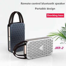 цена на Bluetooth Speaker Remote Card Wireless Bluetooth Speaker Outdoor NFC Portable Subwoofer Speaker